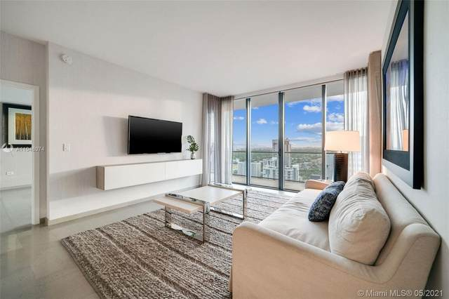 88 SW 7th St #1904, Miami, FL 33130 (MLS #A11046974) :: The Rose Harris Group