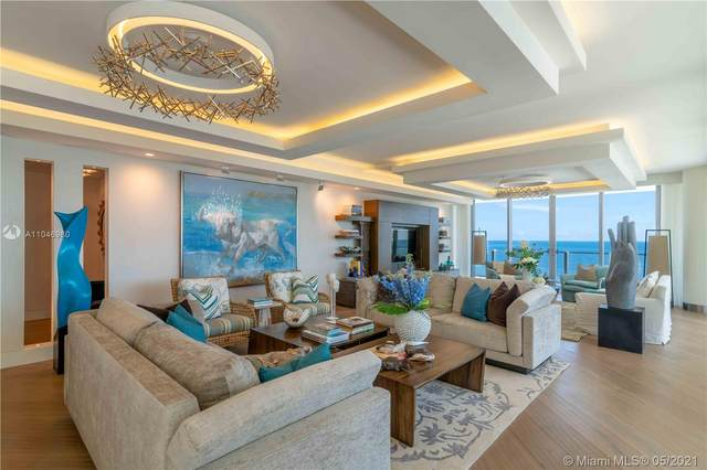 360 Ocean Dr 601S, Key Biscayne, FL 33149 (MLS #A11046980) :: Onepath Realty - The Luis Andrew Group