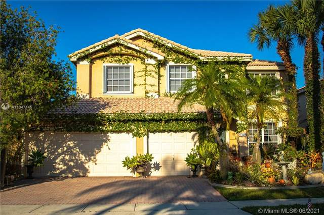 3121 SW 173rd Ter, Miramar, FL 33029 (MLS #A11047145) :: The Riley Smith Group
