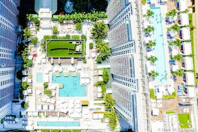 102 24th St #1412, Miami Beach, FL 33139 (MLS #A11047237) :: The Rose Harris Group