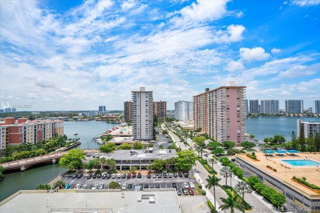 230 174th St #1612, Sunny Isles Beach, FL 33160 (MLS #A11047257) :: Castelli Real Estate Services