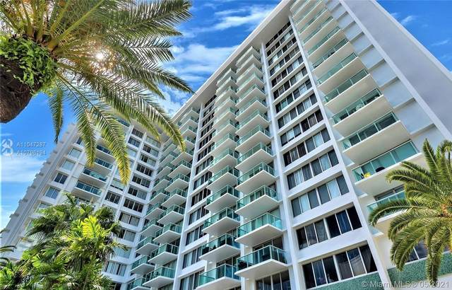 1000 West Ave #721, Miami Beach, FL 33139 (MLS #A11047287) :: Castelli Real Estate Services