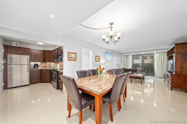 5225 Collins Ave #416, Miami Beach, FL 33140 (MLS #A11047524) :: Carole Smith Real Estate Team