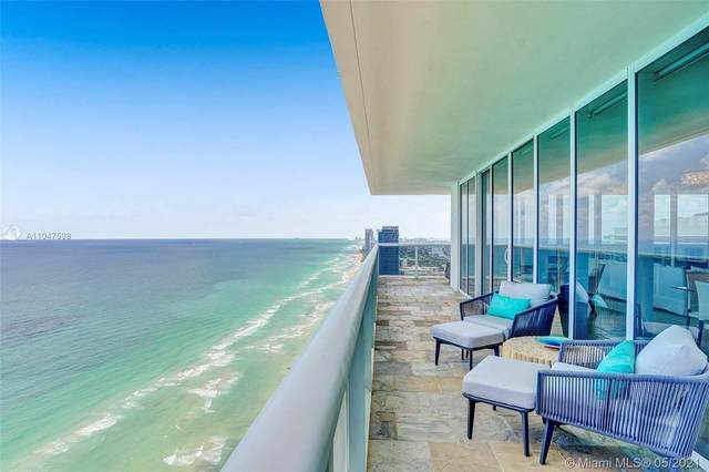 1830 S Ocean Dr #4502, Hallandale Beach, FL 33009 (#A11047598) :: Posh Properties