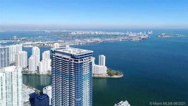 1010 Brickell #4411, Miami, FL 33131 (MLS #A11047706) :: The Rose Harris Group