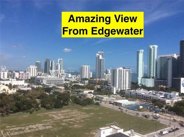 1600 NE 1st Ave #1704, Miami, FL 33132 (MLS #A11047756) :: Douglas Elliman