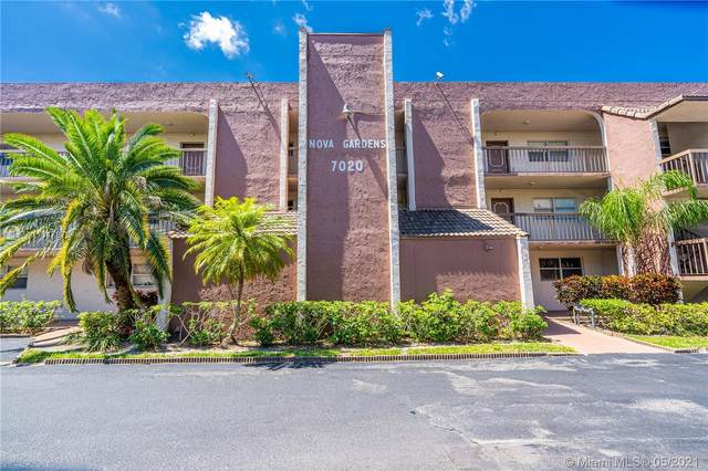 7020 Nova Dr 107D, Davie, FL 33317 (MLS #A11047872) :: The Paiz Group