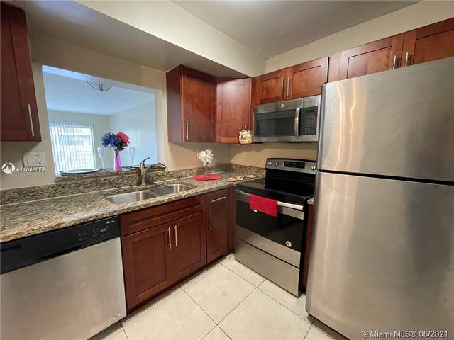 3700 NW 21st St #304, Lauderdale Lakes, FL 33311 (MLS #A11048079) :: The Rose Harris Group