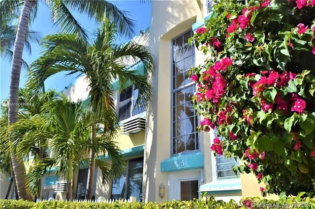 635 12th St #10, Miami Beach, FL 33139 (#A11048260) :: Dalton Wade