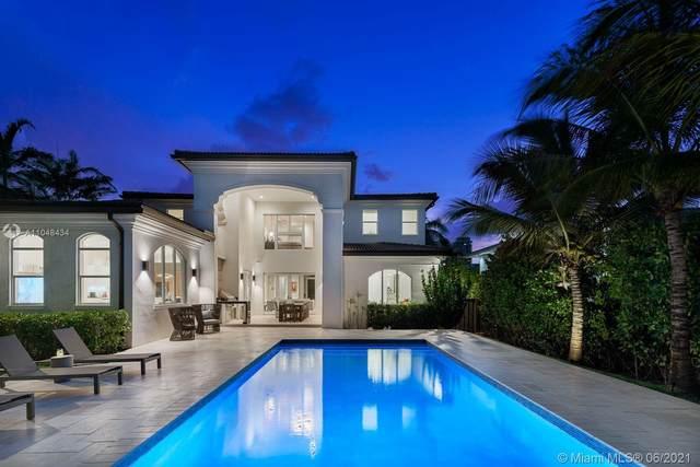 229 Golden Beach Dr, Golden Beach, FL 33160 (MLS #A11048434) :: KBiscayne Realty