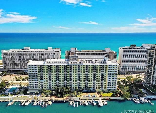 5600 Collins Ave 12A, Miami Beach, FL 33140 (#A11048705) :: Posh Properties