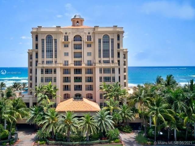 2500 S Ocean Blvd #702, Boca Raton, FL 33432 (MLS #A11048715) :: Castelli Real Estate Services