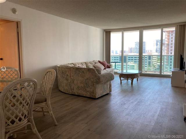 100 Bayview Dr #1031, Sunny Isles Beach, FL 33160 (MLS #A11048769) :: Onepath Realty - The Luis Andrew Group