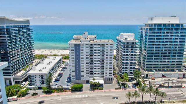 5825 Collins Ave 6A, Miami Beach, FL 33140 (#A11048893) :: Dalton Wade