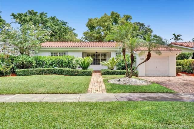 1520 Delgado Ave, Coral Gables, FL 33146 (MLS #A11049080) :: Team Citron