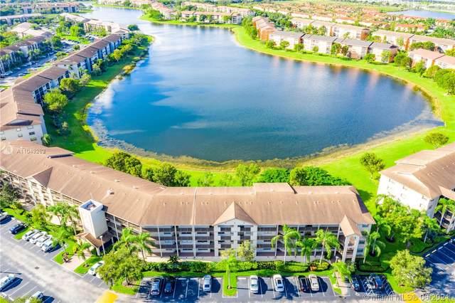 550 SW 138th Ave 207K, Pembroke Pines, FL 33027 (#A11049293) :: Dalton Wade