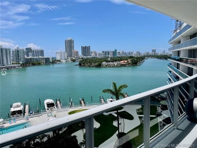 900 Bay Dr #814, Miami Beach, FL 33141 (#A11049483) :: Dalton Wade