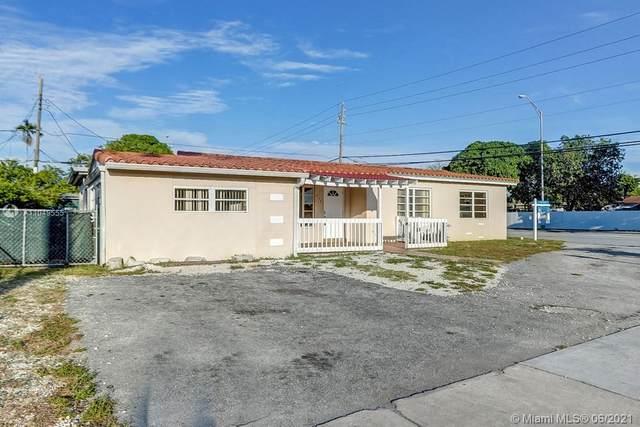 6021 W 14th Court, Hialeah, FL 33012 (MLS #A11049555) :: Albert Garcia Team
