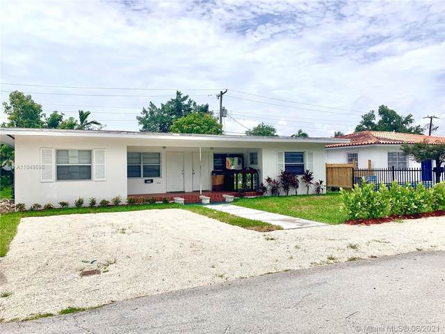 268 NE 112th St, Miami, FL 33161 (MLS #A11049595) :: Equity Advisor Team