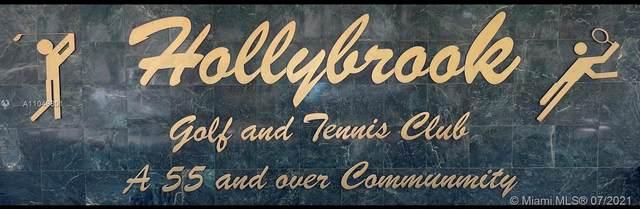 9411 N Hollybrook Lake Dr #104, Pembroke Pines, FL 33025 (MLS #A11049801) :: Castelli Real Estate Services