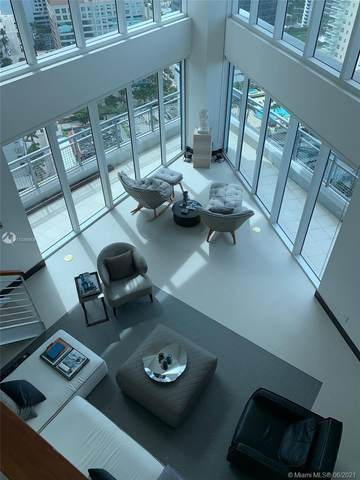 60 SW 13th St #2600, Miami, FL 33130 (MLS #A11049859) :: Berkshire Hathaway HomeServices EWM Realty