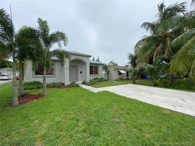 2700 Fillmore St, Hollywood, FL 33020 (MLS #A11049902) :: Onepath Realty - The Luis Andrew Group