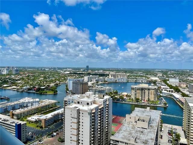 1850 S Ocean Dr #3207, Hallandale Beach, FL 33009 (MLS #A11050047) :: GK Realty Group LLC