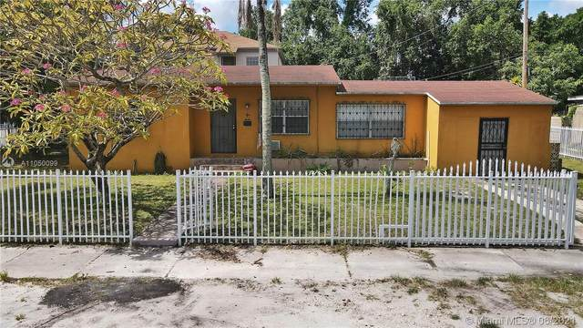 2 NW 70th St, Miami, FL 33150 (MLS #A11050099) :: The Riley Smith Group