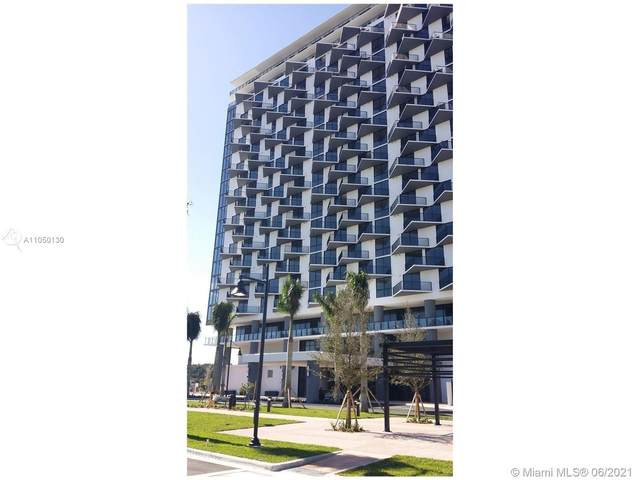 5252 NW 85th Avenue #1201, Doral, FL 33166 (#A11050130) :: Posh Properties