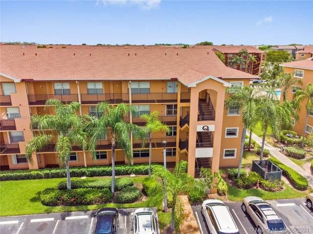 601 SW 142nd Ave #315, Pembroke Pines, FL 33027 (#A11050314) :: Dalton Wade