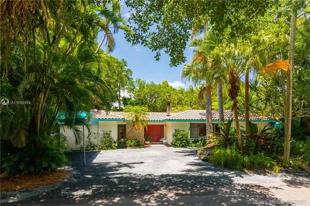 3701 Poinciana Ave, Coconut Grove, FL 33133 (MLS #A11050344) :: The Riley Smith Group