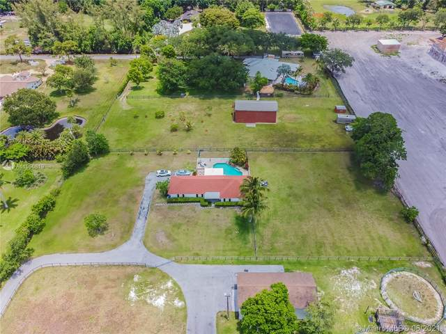 13550 SW 56th Ct, Southwest Ranches, FL 33330 (MLS #A11050819) :: Equity Realty