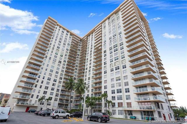 230 174th St #403, Sunny Isles Beach, FL 33160 (MLS #A11051315) :: Castelli Real Estate Services