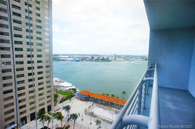 335 S Biscayne Blvd #1802, Miami, FL 33131 (#A11051336) :: Posh Properties