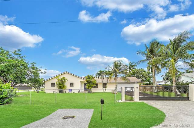 16020 SW 284th St, Homestead, FL 33033 (MLS #A11051360) :: The Riley Smith Group