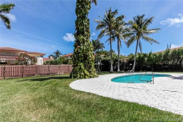 547 Golden Beach Dr, Golden Beach, FL 33160 (MLS #A11051389) :: KBiscayne Realty