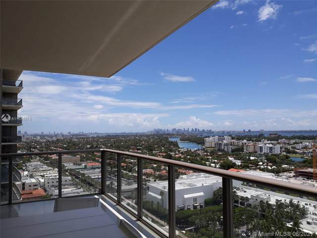 9705 Collins Ave 1905N, Bal Harbour, FL 33154 (MLS #A11051615) :: Green Realty Properties