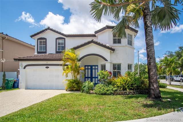 14533 SW 11th St, Miami, FL 33184 (MLS #A11051812) :: The Riley Smith Group