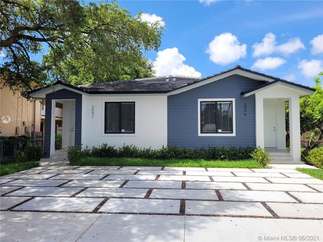 3096 NW 27th St, Miami, FL 33142 (MLS #A11051858) :: The Riley Smith Group