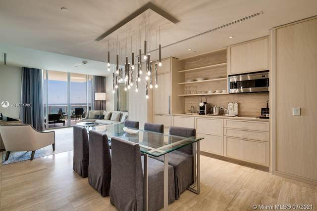 9703 Collins #602, Bal Harbour, FL 33154 (MLS #A11051980) :: The Howland Group