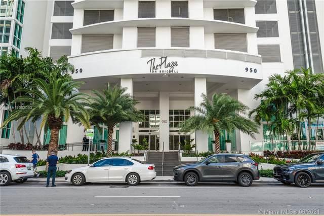 950 Brickell Bay Dr #2400, Miami, FL 33131 (MLS #A11052093) :: Douglas Elliman