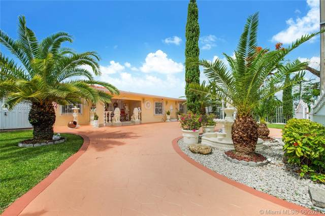 7250 SW 12th St, Miami, FL 33144 (MLS #A11052126) :: The Riley Smith Group