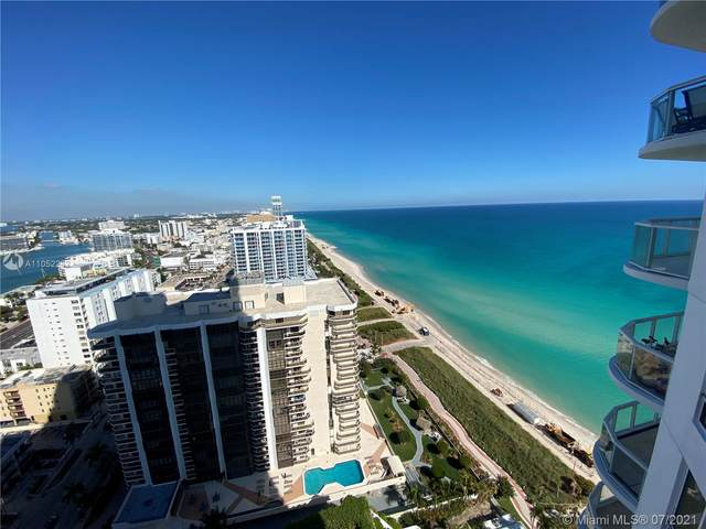 6365 Collins Ave #2711, Miami Beach, FL 33141 (MLS #A11052232) :: Green Realty Properties