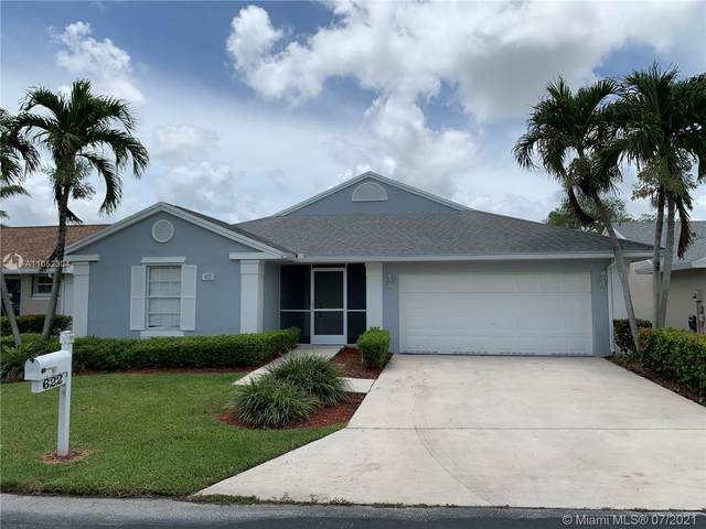 622 SE 27th Dr, Homestead, FL 33033 (MLS #A11052304) :: The Riley Smith Group