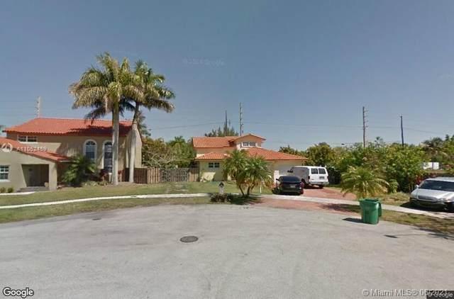 12219 SW 249th St, Homestead, FL 33032 (MLS #A11052459) :: Berkshire Hathaway HomeServices EWM Realty