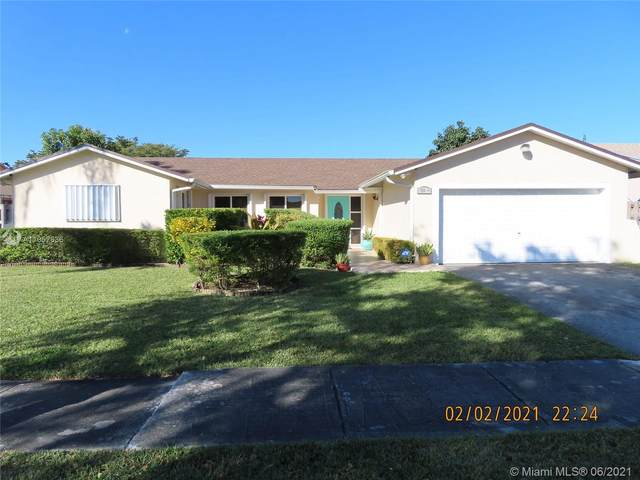 11034 SW 139th Ct, Miami, FL 33186 (MLS #A11052636) :: Prestige Realty Group