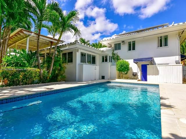 1164 NE 86th St, Miami, FL 33138 (MLS #A11052954) :: Castelli Real Estate Services