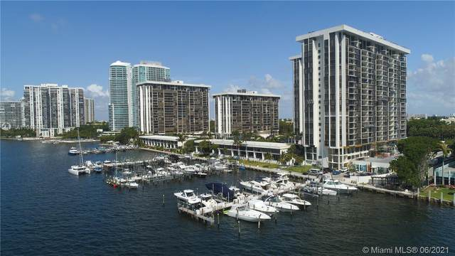 1901 Brickell Ave Slip 1, Miami, FL 33129 (MLS #A11052988) :: The Howland Group