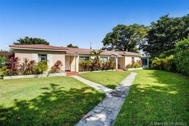 921 NE 107th St, Biscayne Park, FL 33161 (MLS #A11053139) :: The Howland Group