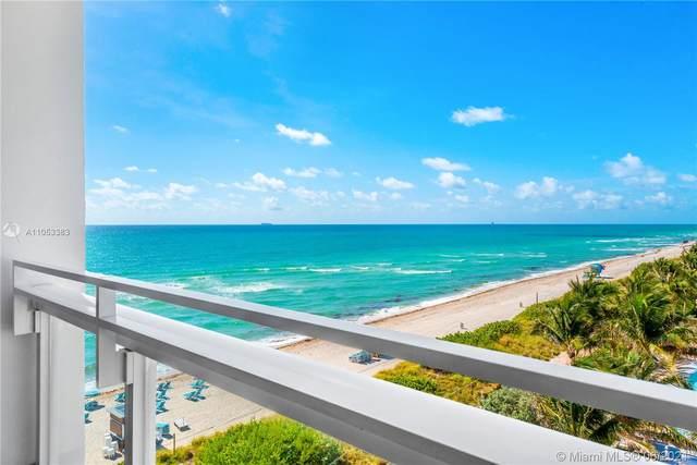 6801 Collins Ave #606, Miami Beach, FL 33141 (#A11053383) :: Posh Properties